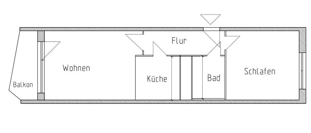 Wohnungsangebote :: Wohnen In Eisenach :: WG Sonnenschein EG